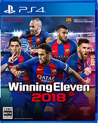 World Soccer Winning Eleven 2018