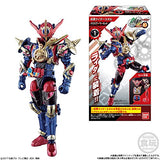 Kamen Rider Build - Kamen Rider Evol - Bandai Shokugan - Candy Toy - So-Do - So-Do Kamen Rider Build BUILD10 - Cross Armor Set (Bandai) - 7