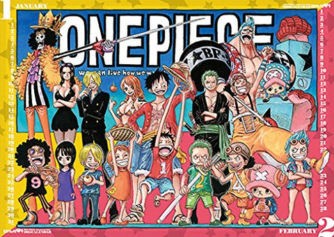 Image for One Piece - Comic Calendar - Wall Calendar - 2015 (Shueisha)[Magazine]