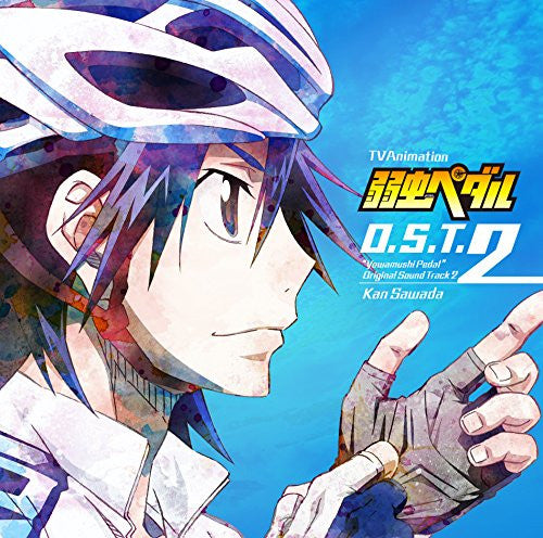 "Image 1 for TV Animation ""Yowamushi Pedal"" Original Sound Track 2"