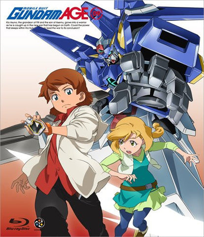Image for Mobile Suit Gundam Age Vol.9