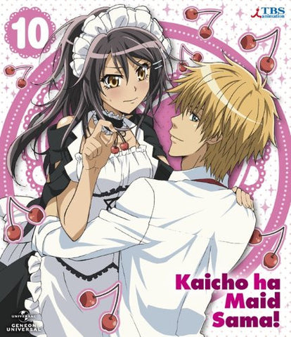 Image for Maid Sama! 10