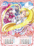 Thumbnail 2 for Suite PreCure♪ - Wall Calendar - 2012 (Try-X)[Magazine]