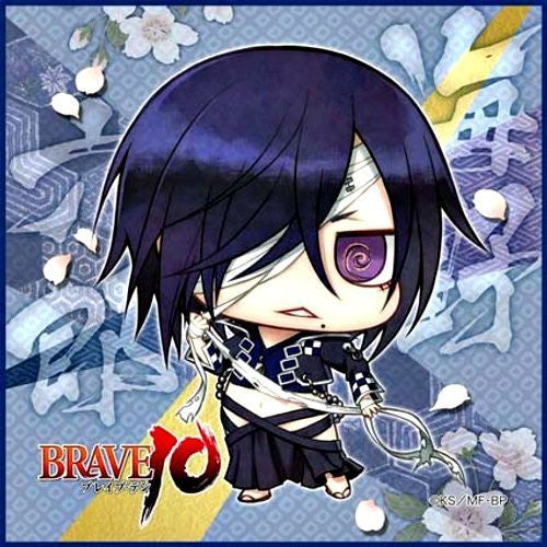 Image 1 for Brave 10 - Unno Rokurou - Towel - Mini Towel - Chimi (Broccoli)