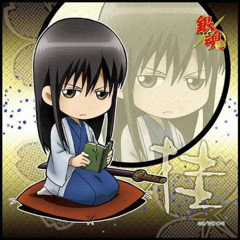 Image for Gintama - Katsura Kotarou - Towel - Mini Towel - Ver.5 (Broccoli)