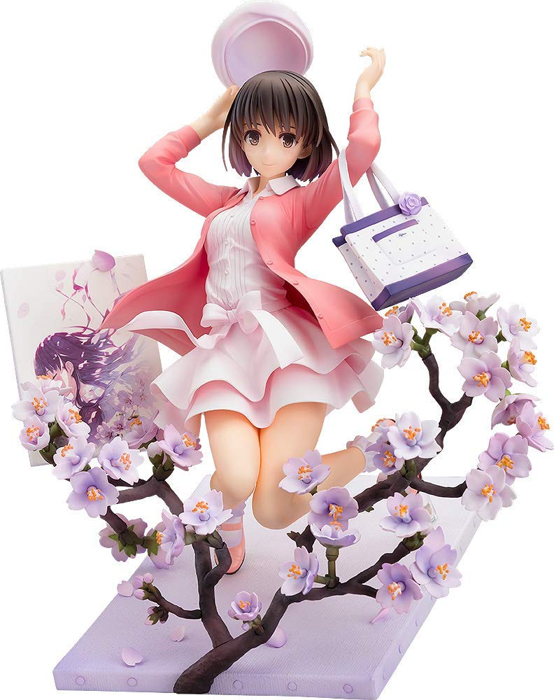 Saenai Heroine no Sodatekata fine - Katou Megumi - 1/7 - First Meeting Outfit Ver. (Good Smile Company)