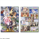 Thumbnail 2 for Outbreak Company - Moeru Shinryakusha - Kanou Shinichi - Myucel Foaran - Petralka Anne Eldante III - Kogunuma Minori - Elvia Hanaiman - Clear Poster (Dezaegg)