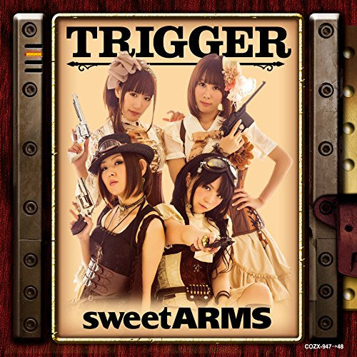 Image 1 for TRIGGER / sweet ARMS [Limited Edition]