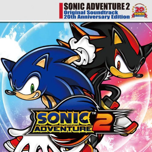 Image 1 for SONIC ADVENTURE 2 Original Soundtrack 20th Anniversary Edition
