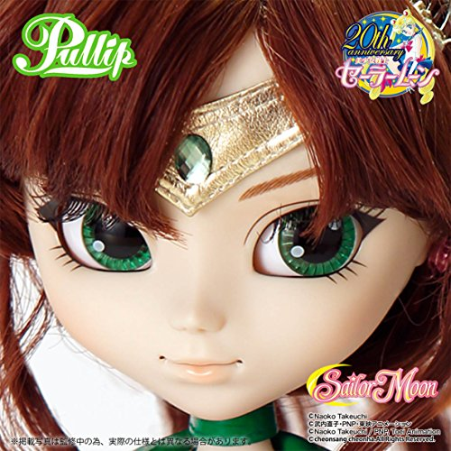 Image 5 for Bishoujo Senshi Sailor Moon - Sailor Jupiter - Pullip P-138 - Pullip (Line) - 1/6 (Groove)