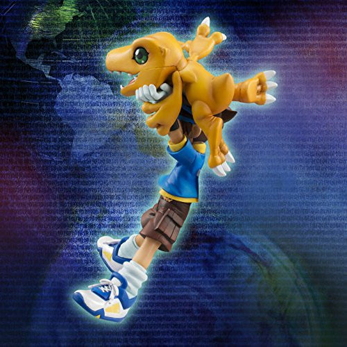 Image 6 for Digimon Adventure - Agumon - Yagami Taichi - G.E.M. - 1/10 - Re-release (MegaHouse)