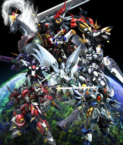 Image 1 for Dai-2-Ji Super Robot Taisen Original Generations [Complete BD Box]
