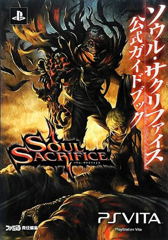 Image for Soul Sacrifice Official Guide Book