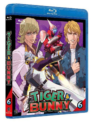 Image for Tiger & Bunny 6