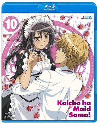 Image 2 for Maid Sama! 10 [Blu-ray+DVD+CD Limited Edition]
