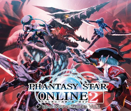 Image 1 for Phantasy Star Online 2 Original Sound Tracks Vol.2