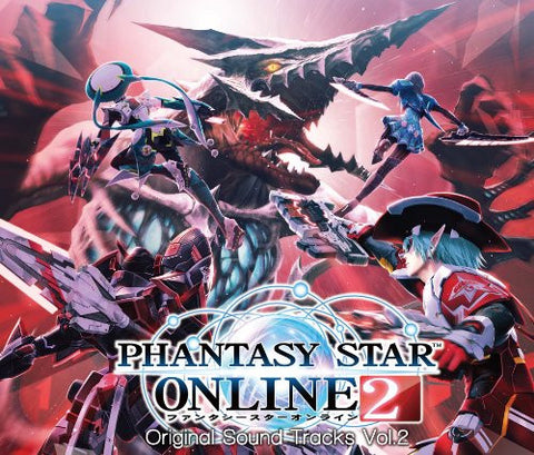 Image for Phantasy Star Online 2 Original Sound Tracks Vol.2