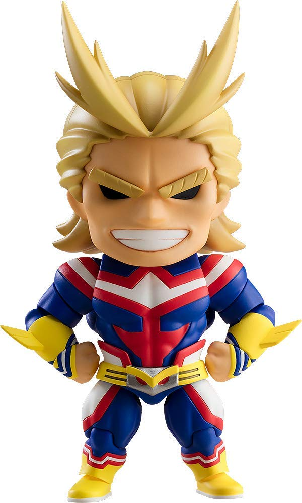 Boku no Hero Academia - All Might - Nendoroid #1234 (Good Smile Company, Takara Tomy)