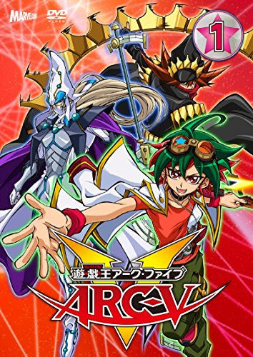 Image 1 for Yu-gi-oh Arc V Turn 1