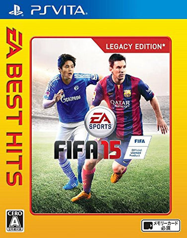FIFA 15 [EA Best Hits]