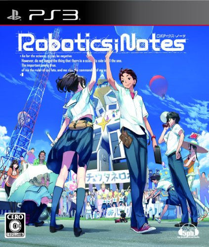 Image 1 for Robotics;Notes [Regular Edition]