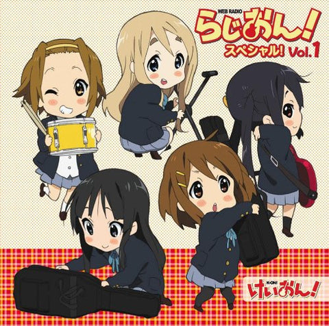 "Image for TV Animation ""K-ON!"" RADI-ON Special Vol.1"