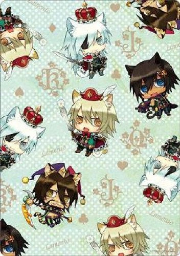Image 1 for Lamento Beyond the Void - Asato - Bardo - Konoe - Rai - Mousepad - Trump Version (Gift)