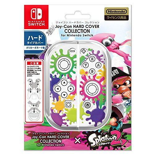 Image 1 for Splatoon 2 - Nintendo Switch Joy-Con Cover - Type A