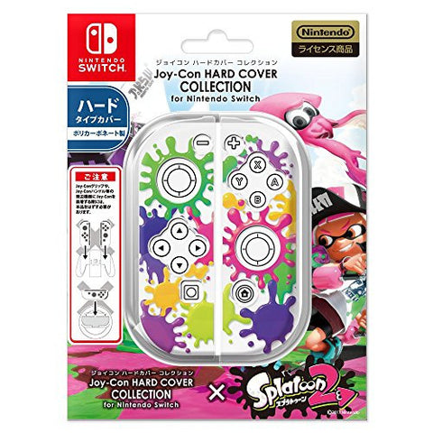 Image for Splatoon 2 - Nintendo Switch Joy-Con Cover - Type A