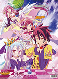 Thumbnail 1 for No Game No Life - Wall Calendar (Try-X)[Magazine]