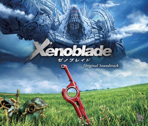 Image 1 for Xenoblade Original Soundtrack