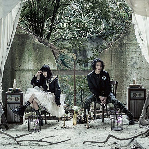 Image for FLYING FAFNIR / TRUSTRICK