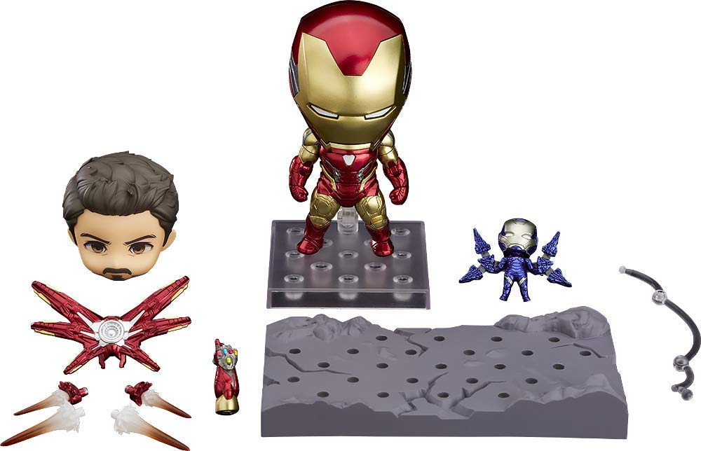 Avengers: Endgame - Iron Man Mark 85 - R.E.S.C.U.E. - Nendoroid #1230-DX - Endgame Ver., DX (Good Smile Company)