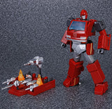 Transformers - Ironhide - The Transformers: Masterpiece MP27 (Takara Tomy)  - 7