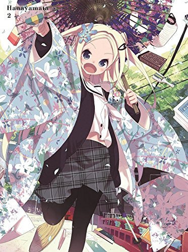 Image 1 for Hanayamata Vol.2 [Limited Edition]