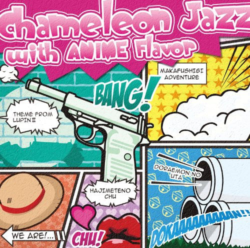 Image 1 for Chameleon Jazz with ANIME Flavor