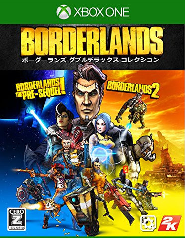 Image for Borderlands [Double Deluxe Collection]