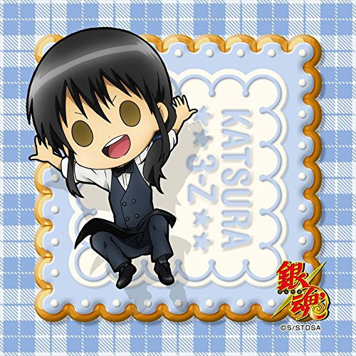 Image 1 for Gintama - Katsura Kotarou - Mini Towel - Towel (Showa Note)