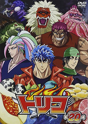 Image for Toriko Vol.20