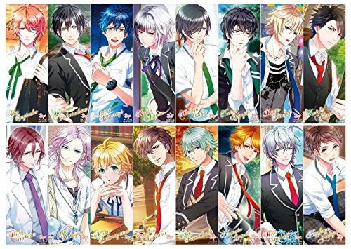 Image 1 for Boyfriend (Kari) - Takatsukasa Masaomi - Stick Poster - Boyfriend (Kari) Chara Pos Collection (Ensky)