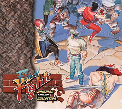 Image 1 for Final Fight Original Sound Collection