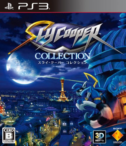 Image 1 for Sly Cooper Collection