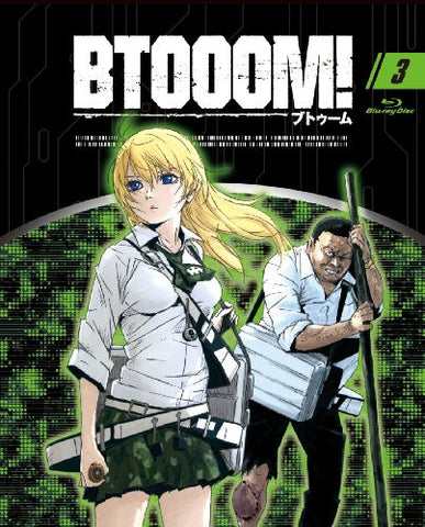Image for Btooom 03 [Blu-ray+CD Limited Edition]