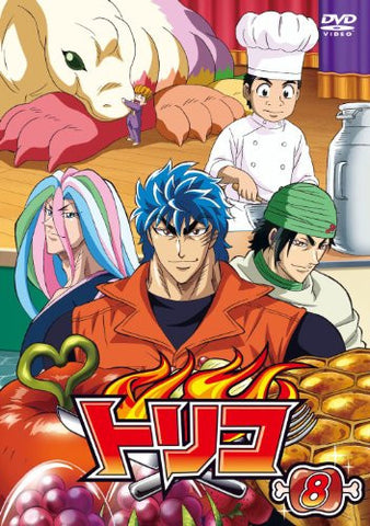 Image for Toriko Vol.8