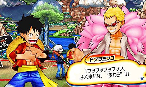 Image 10 for One Piece: Super Grand Battle! X