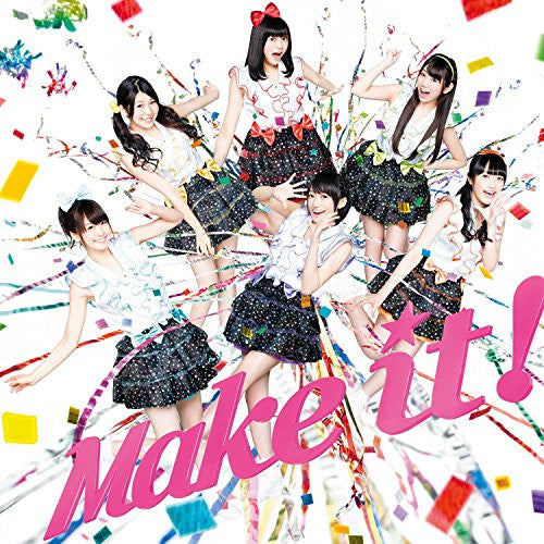 Image 1 for Make it! / i☆Ris
