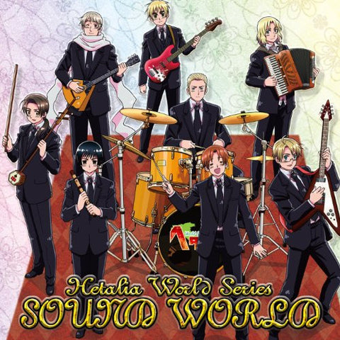 Image for Hetalia World Series SOUND WORLD