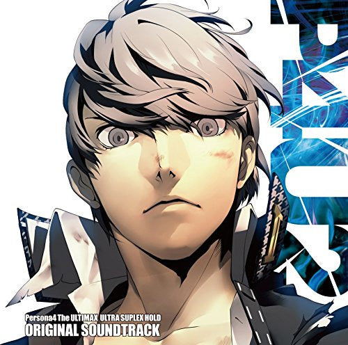 Image 1 for Persona4 The ULTIMAX ULTRA SUPLEX HOLD ORIGINAL SOUNDTRACK