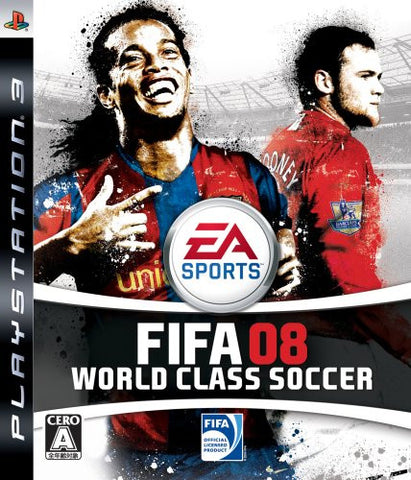 Image for FIFA 08: World Class Soccer