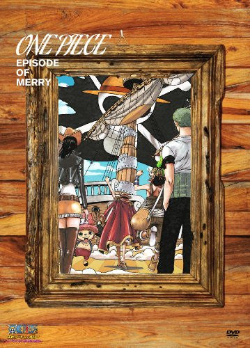 Image 1 for One Piece Episode Of Merry - Mo Hitori No Nakama No Monogatari [CD+DVD Limited Edition]